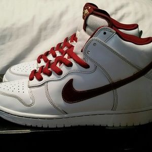 "Nike SB Dunk High • ""Mafia Pack"" • Size 9"